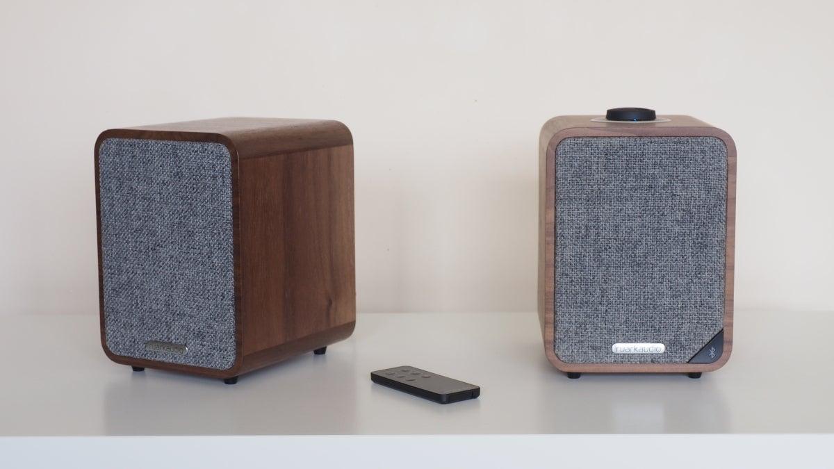 Ruark Audio Mr1 Mk2 Review Trusted Reviews Hi Fi Pc Speaker System