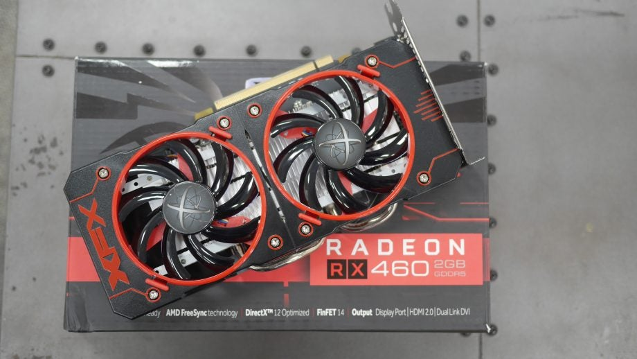 AMD Radeon RX 460 Review | Trusted Reviews