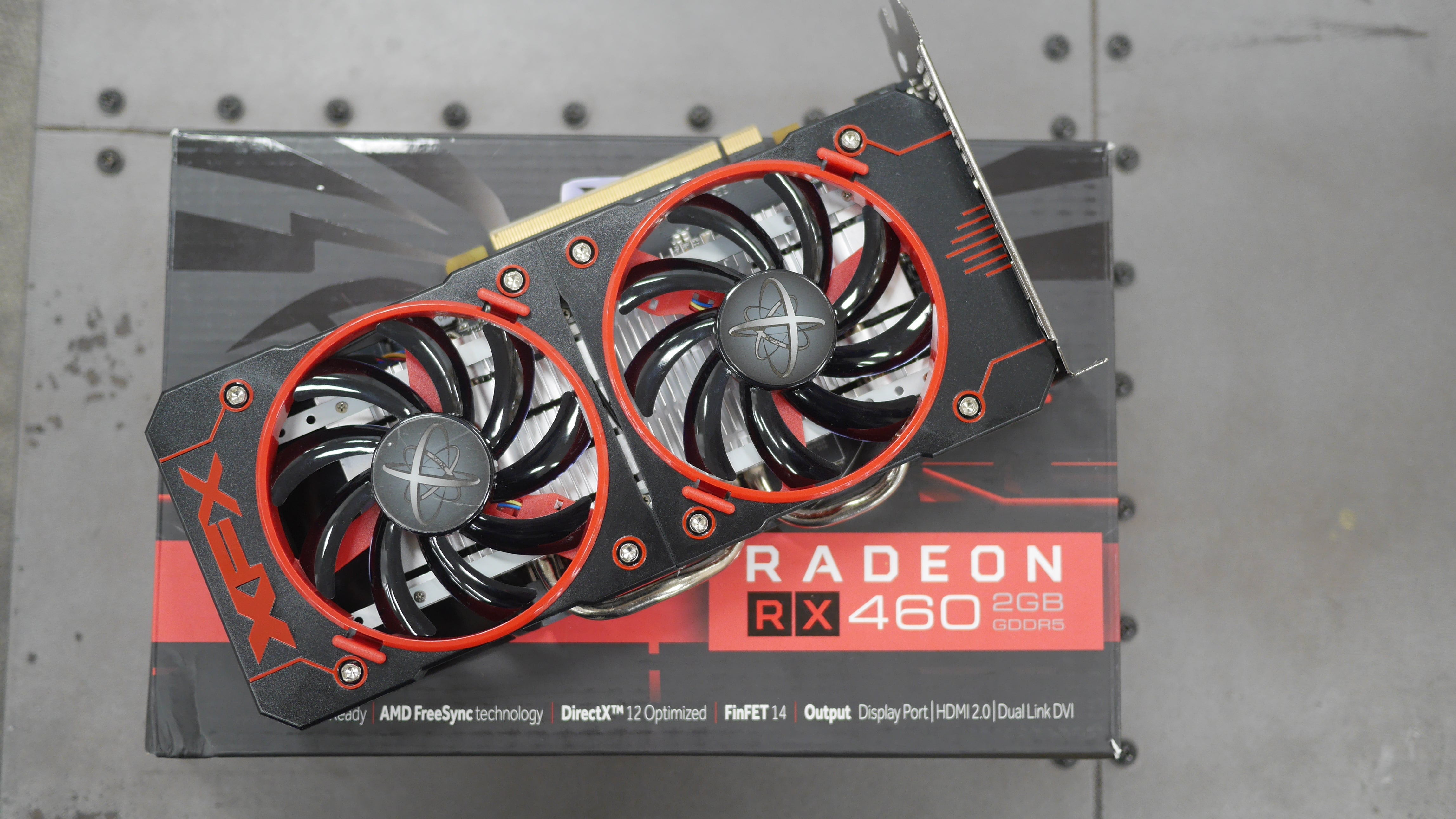Amd Radeon Rx 460 Review Trusted Reviews
