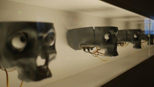 Science Museum Robots 2