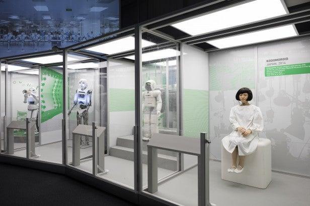 Science Museum Robots