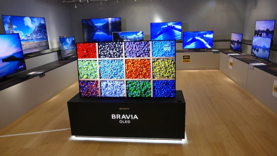 Kết quả hình ảnh cho Sony TVs 2018: what you need to know before you buy Bravia