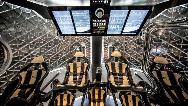 SpaceX Dragon 2