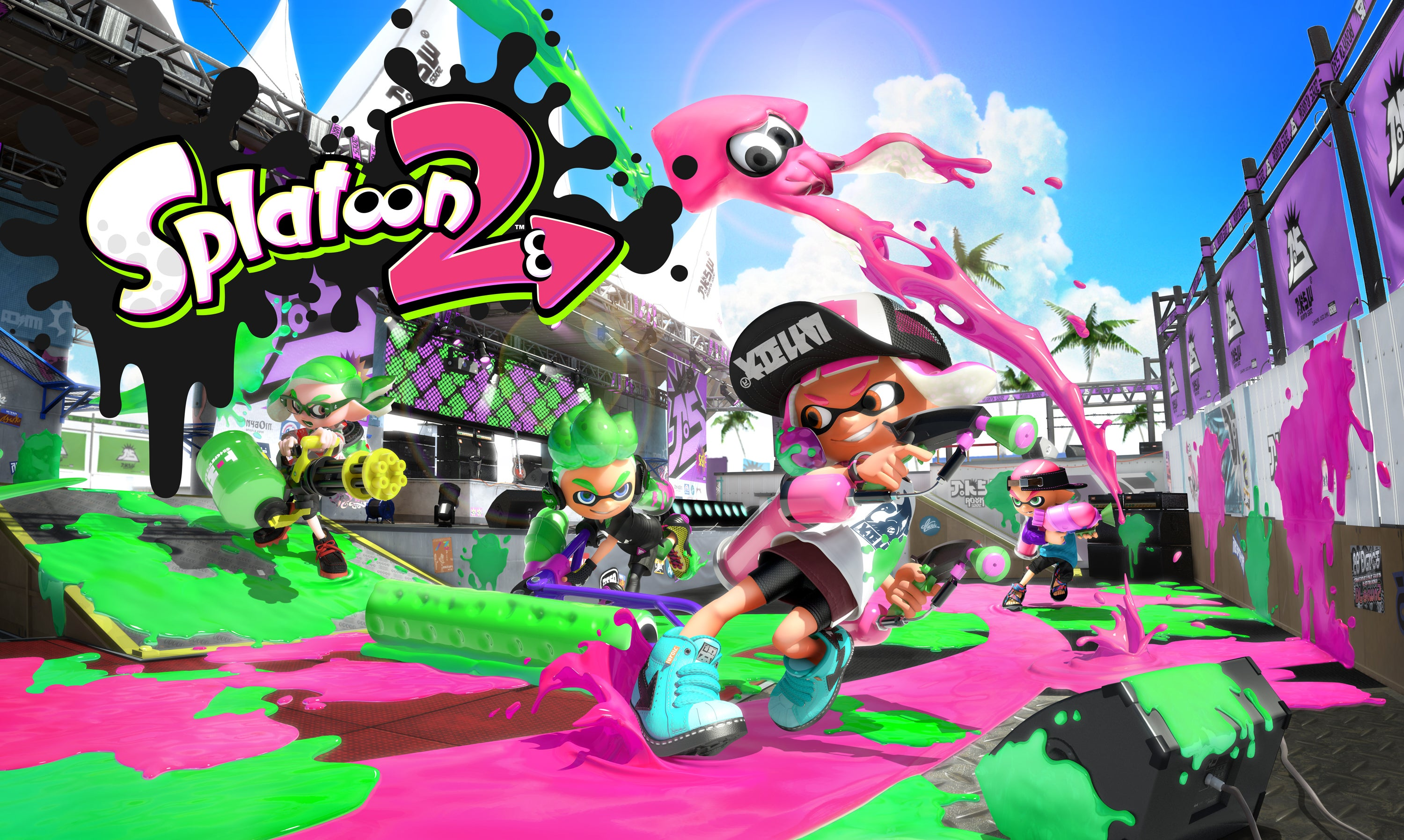 Splatoon 2 Review Trusted Reviews