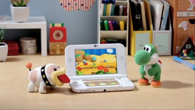 Yoshi and Poochy's Woolly World