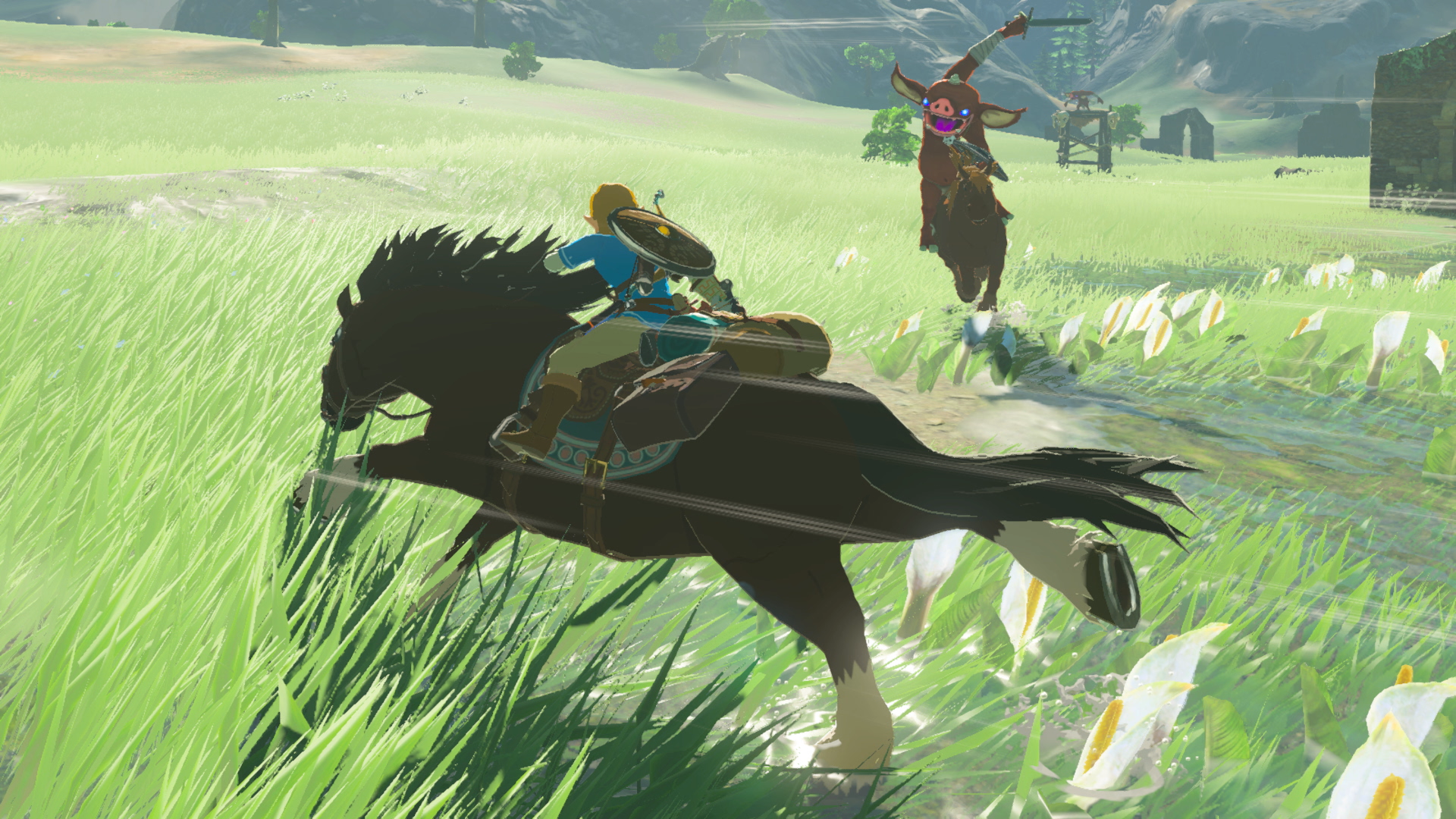 The Legend Of Zelda Breath Of The Wild Review Trusted