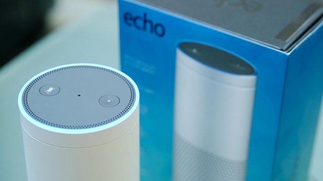 Amazon Echo UK Review