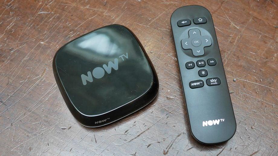 Now TV Box 19