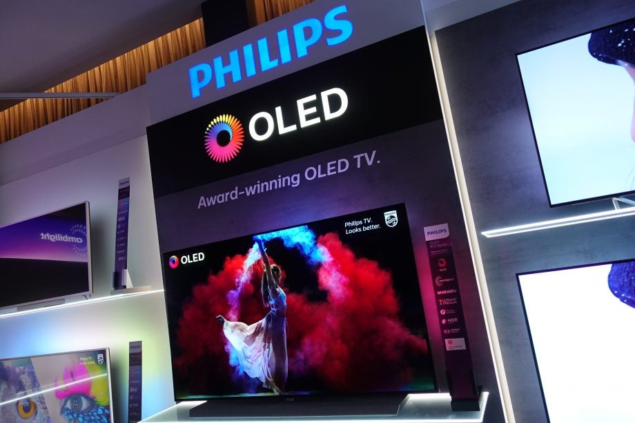 philips tvs 2018 every new oled lcd 4k and hd model explained trusted reviews. Black Bedroom Furniture Sets. Home Design Ideas