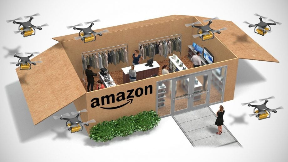 Amazon AR shopping