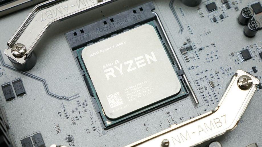 AMD Ryzen 7 1800 X