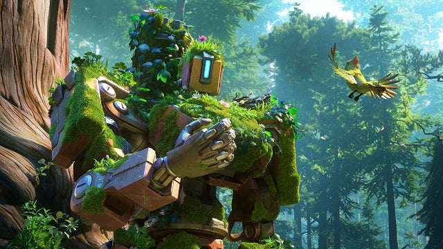 Overwatch update introduces big bastion changes and custom game browser trusted reviews - Bastion wallpaper ...