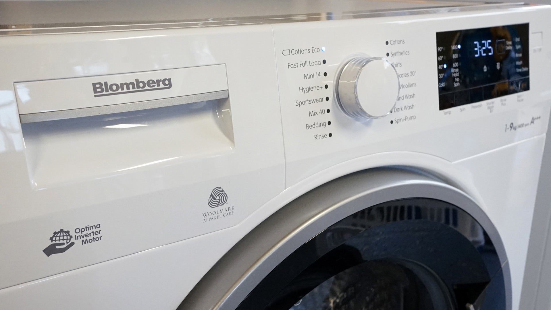 Blomberg Lwf29441w Review Trusted Reviews