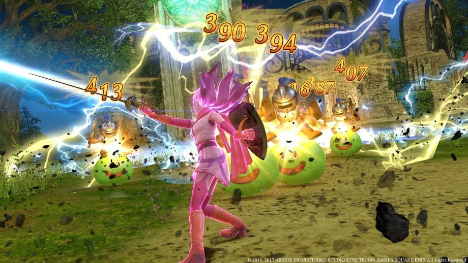 Dragon Quest Heroes 2 Review | Trusted Reviews