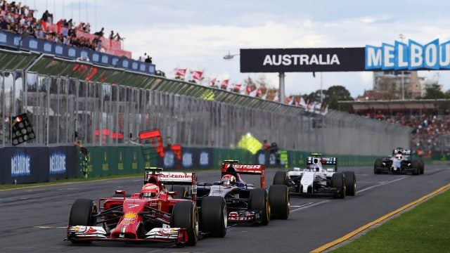F1 Australian Grand Prix Live Stream: How to watch all the
