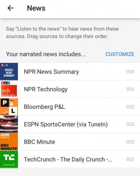 Google Home News