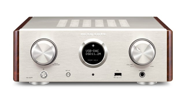Marantz HD-AMP1 Review | Trusted Reviews