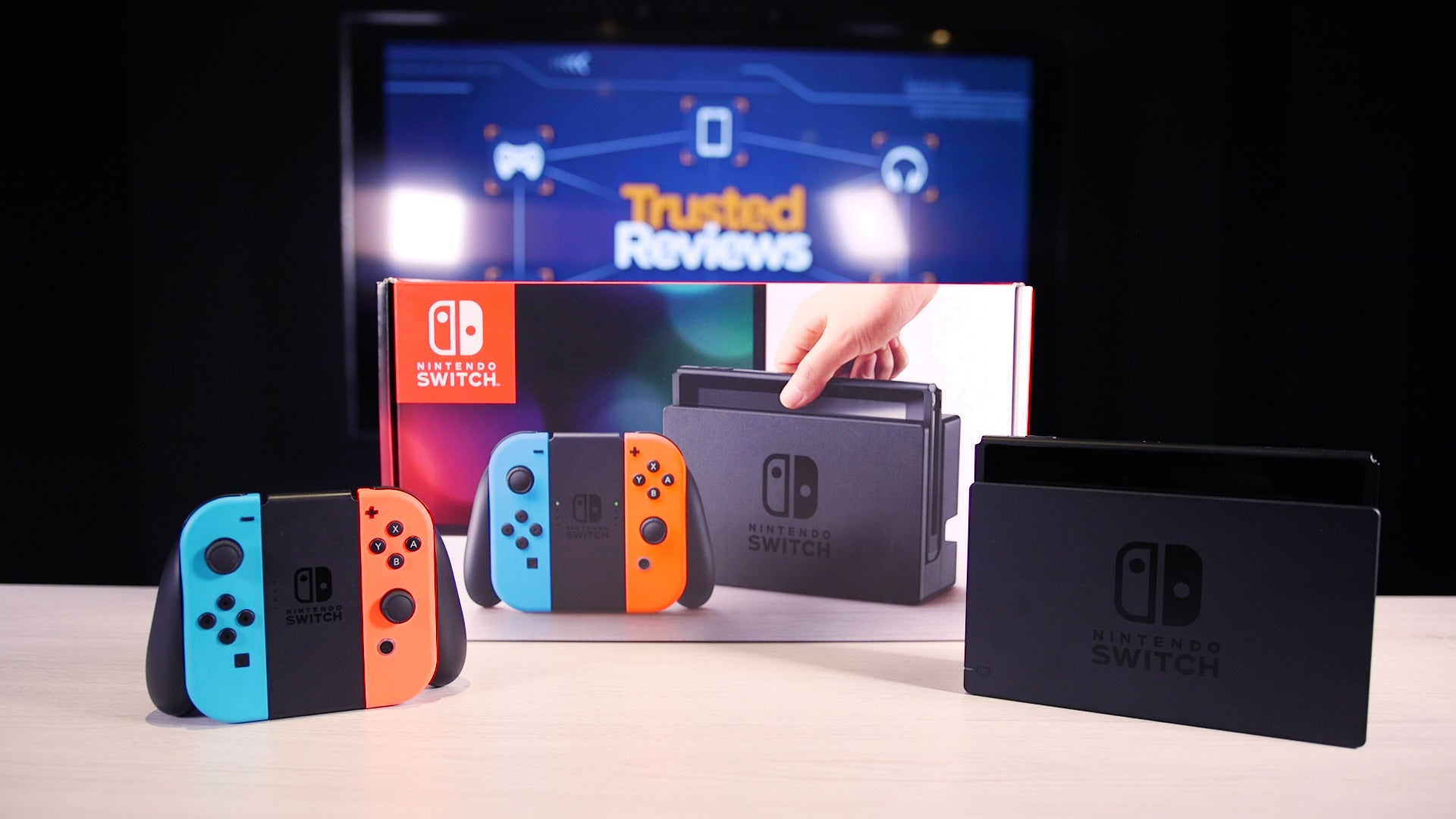 Nintendo Switch Review The Most Exciting Game Console Trusted Reviews