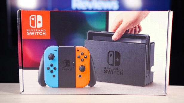 Trusted Reviews Awards 2017 Nintendo Switch Wins Product
