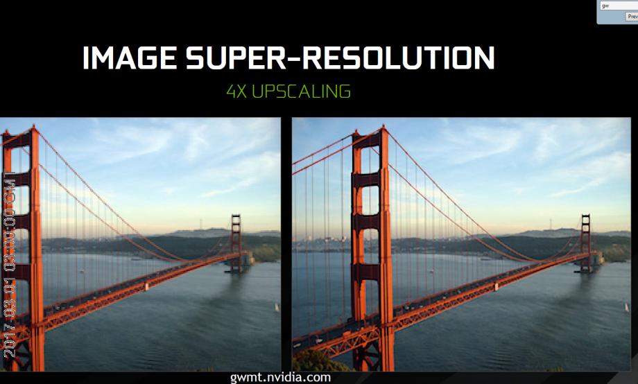Nvidia Super Resolution