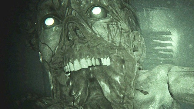 Sexual content in outlast