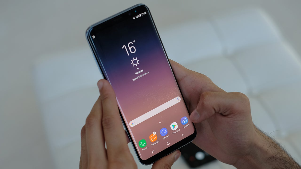 Samsung Galaxy S8 Plus Camera Review Trusted Reviews
