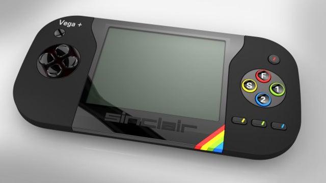 Sinclair ZX Spectrum Vega Plus
