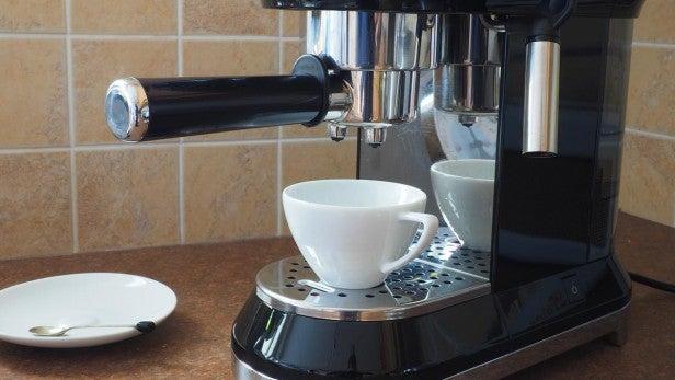 kaffemaskine med bryggetemperatur over 90