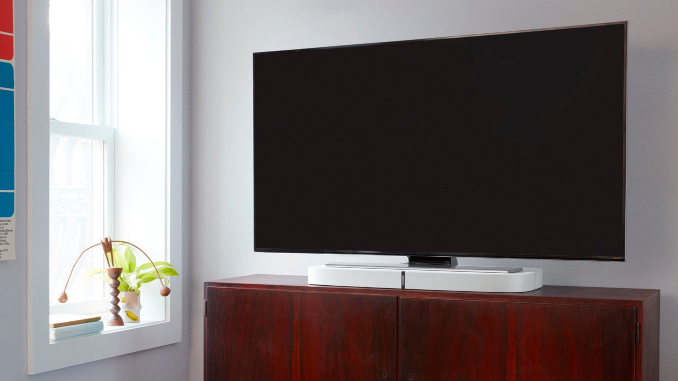 Sonos Playbase Review: Great TV sound your TV can sit on