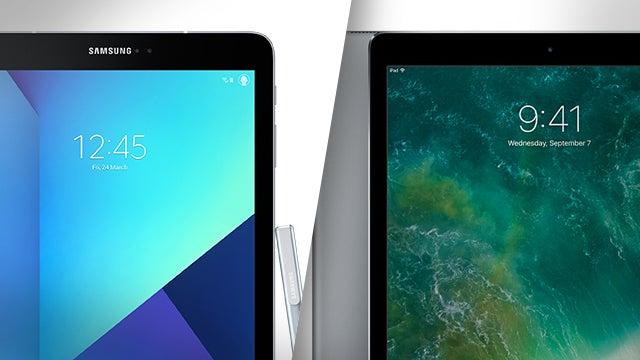 Tab S3 vs iPad Pro