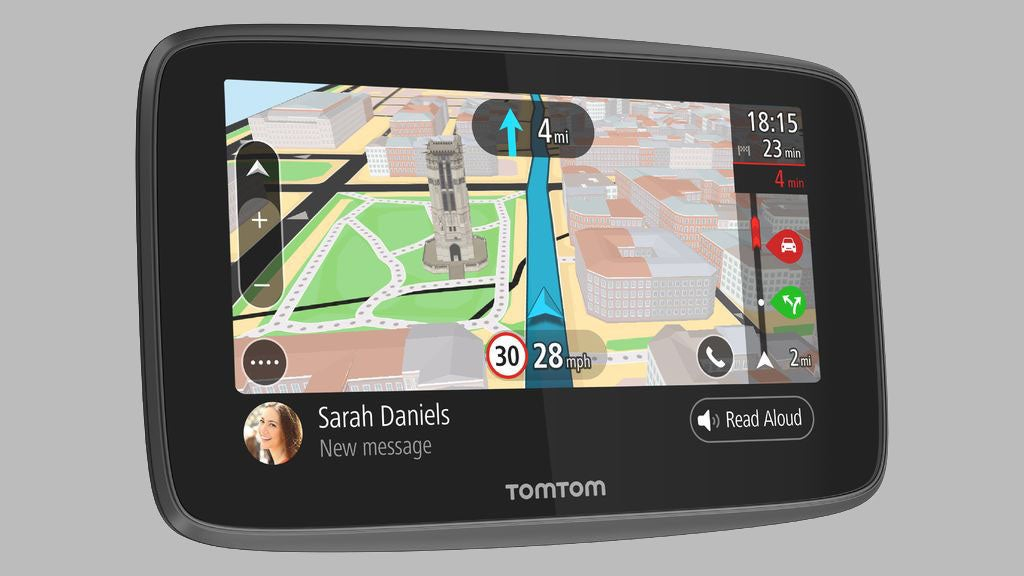 TomTom GO 520 Review Trusted