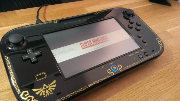 12 epic retro games console mods and hacks to try today for Wii u portable mod