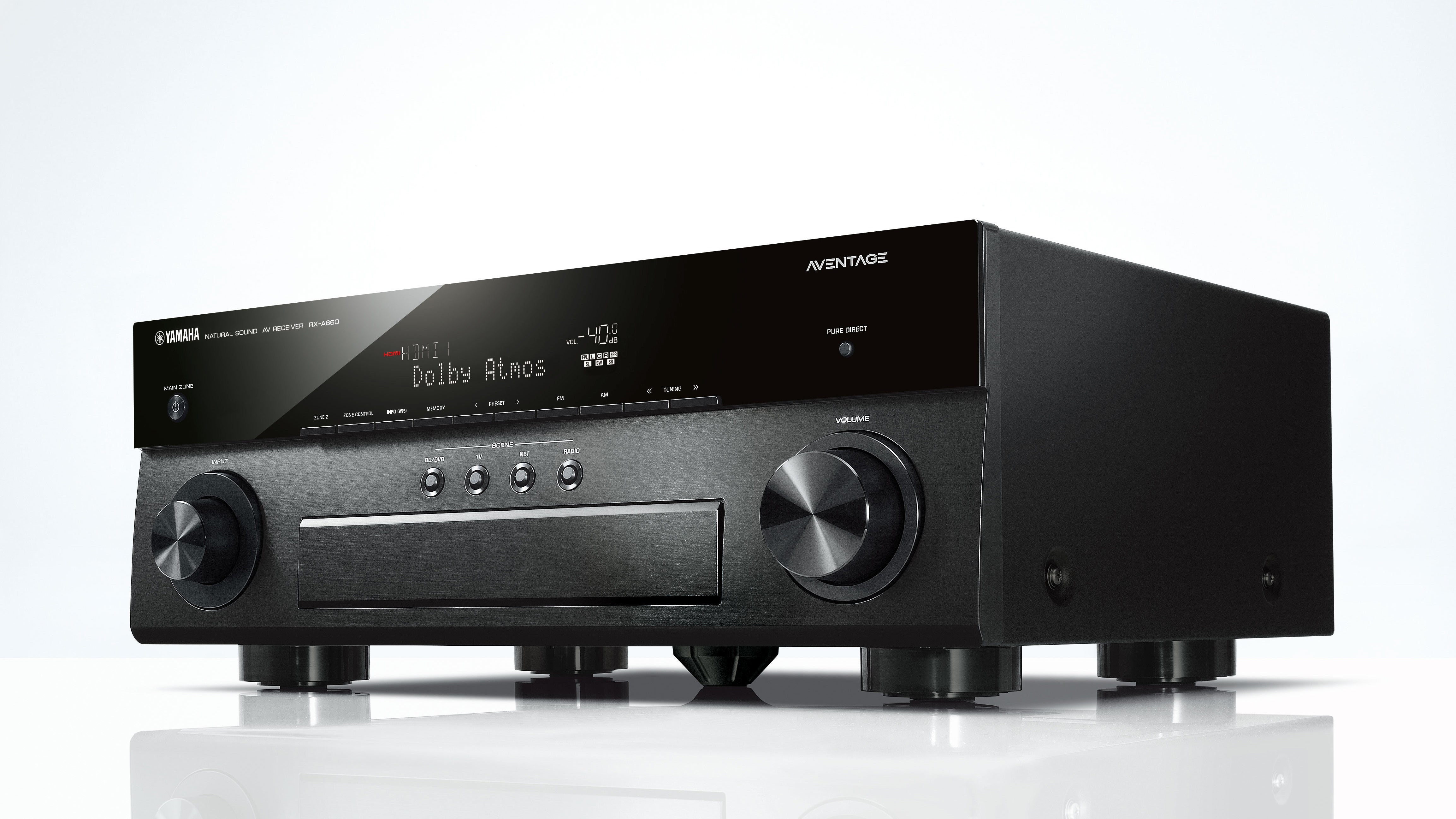 Yamaha rx a860 review trusted reviews for Yamaha receiver firmware update 2017