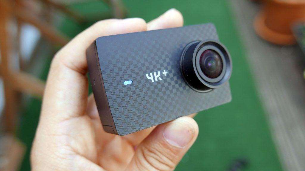 Yi 4K+ Action Camera Review