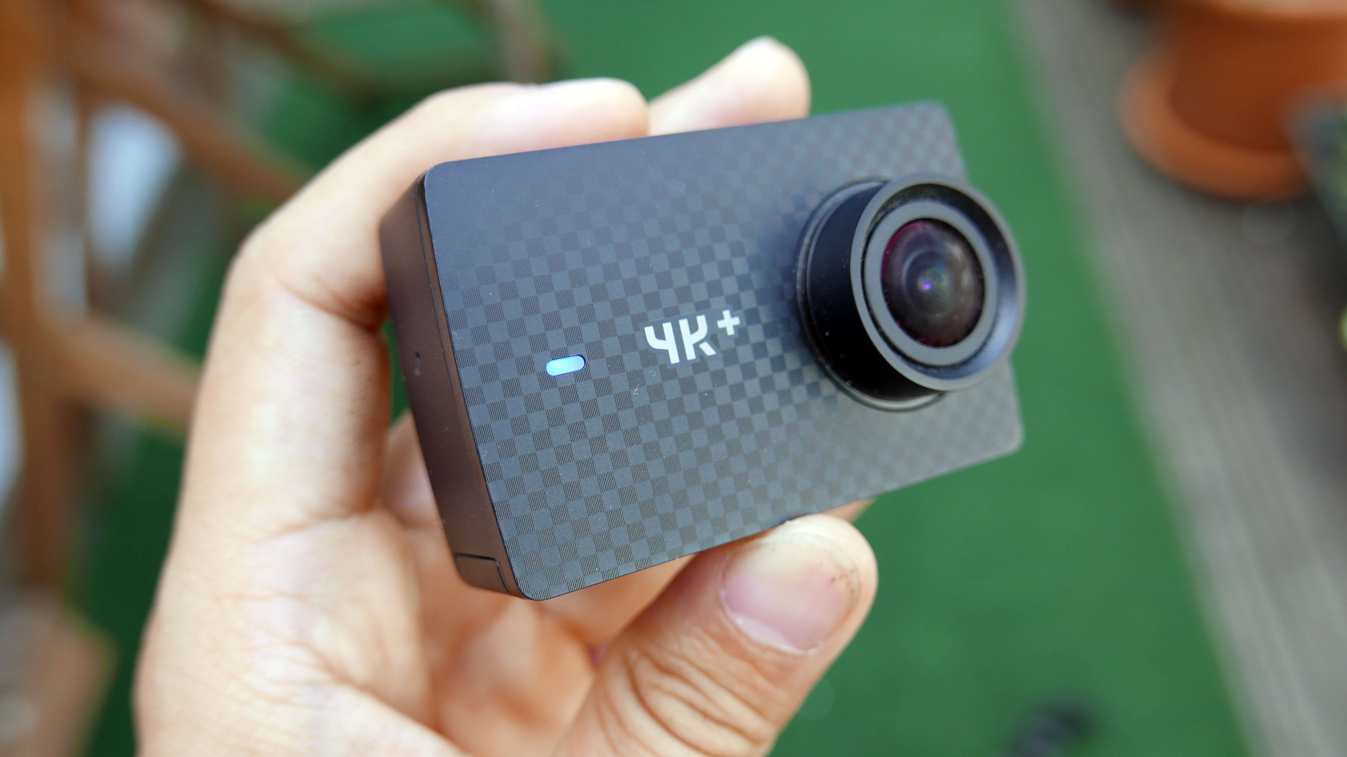 Yi 4K+ Action Camera Review | Trusted Reviews
