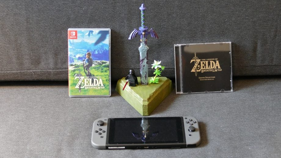 Zelda: Breath of the Wild Limited Edition 18