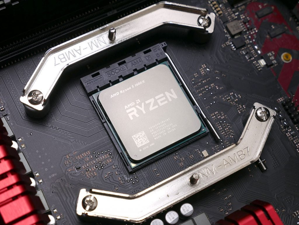 Amd Ryzen 5 Review Trusted Reviews R5 1500x