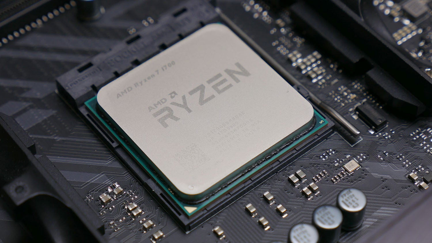 Amd Ryzen 7 1700 Review Trusted Reviews