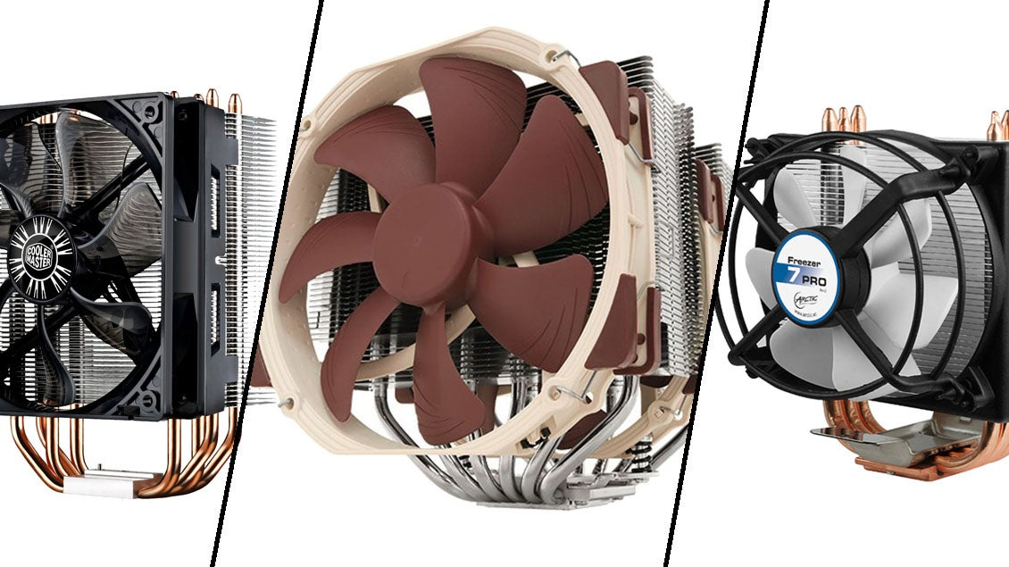 Best Cpu Cooler 6 Air Coolers Reviewed For Heat And Noise