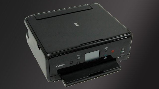 Best Printer: Canon PIXMA TS6050