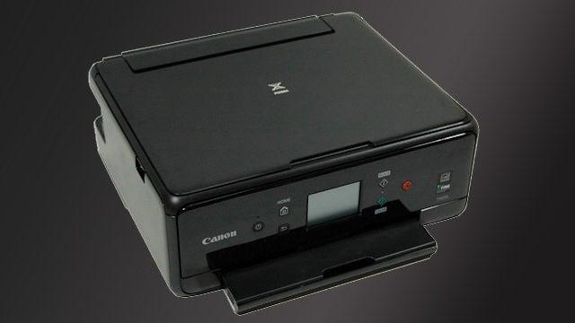 Canon Pixma TS6050 1