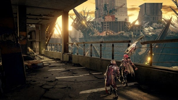 Code Vein announced by Bandai Namco for 2018 release | Trusted Reviews