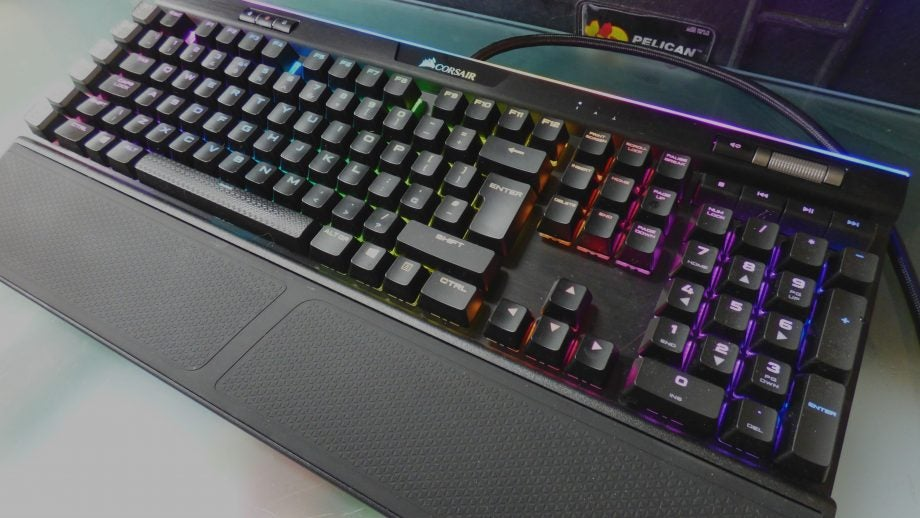 Corsair K95 RGB Platinum Review | Trusted Reviews