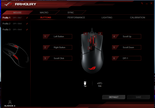 Asus ROG Gladius II Review | Trusted Reviews