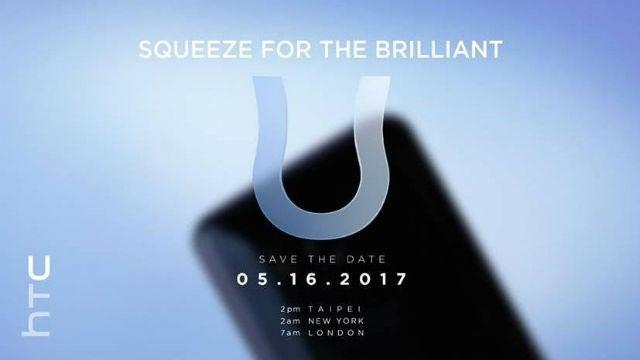 HTC U unveiling