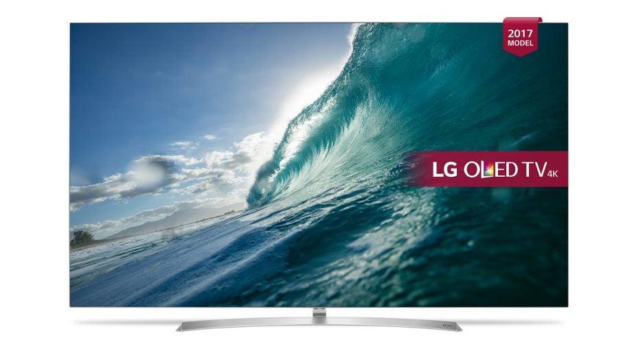 LG OLED55B7V Review – slightly older but now a bargain