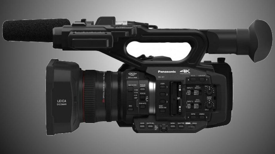 Panasonic HC-X1E Review | Trusted Reviews