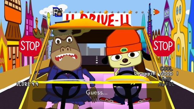 151ecb6398d PaRappa The Rapper Remastered Review
