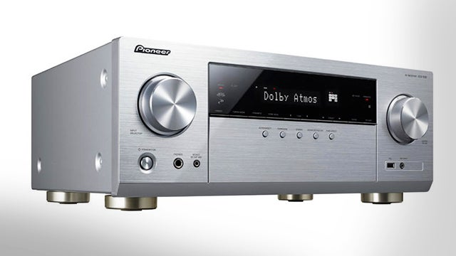 pioneer receivers. pioneer unveils trio of new av recievers \u2013 and they all pack dolby atmos | trusted reviews receivers