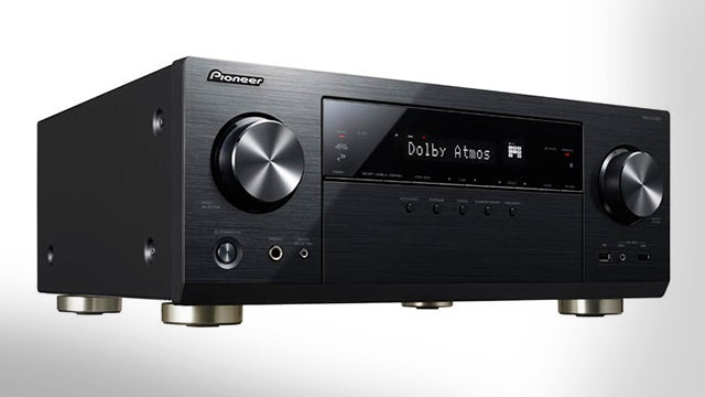 Pioneer unveils trio of new AV recievers – and they all pack Dolby ...